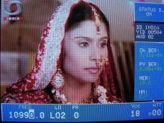10 990 V DD India Insat 4B at 93.5E KU band wallpaper 1