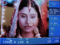 10 990 V DD India Insat 4B at 93.5E KU band wallpaper 2