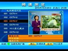 chinasat 9 at 92.2e-abs-s receiver coship N6188 menu-07