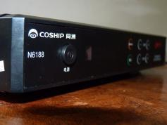 chinasat 9 at 92.2e-abs-s receiver coship N6188-07