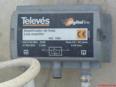 LINE AMPLIFIER Televes