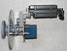 Chaparral KU Wideband poolarotor detail  11