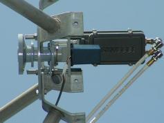 Chaparral KU Wideband poolarotor outside 22
