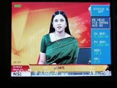 DD Direct Network India from Insat 4B at 93,5E KU 01