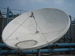 Rajendra N Taiwan _ 3.7 meter Solid dish antenna_first