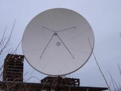 Measat 3 at 91.5 E _ Global footprint-PF Prodelin 3.7 m