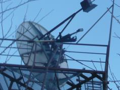 Yamal 90E (strong bend the antenna)