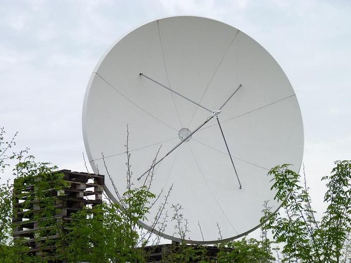 NSS 6 at 95.0 e_Indian subcontinent SPOT-ku band_packet Dish TV_PF Prodelin 3.7 m-n