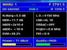Insat 3A at 93.5 e-3 791 V DD Sahyadri India-Q data