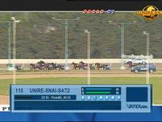 Intelsat 907 at 27.5 w _ NE Zone footprint _ 3 851 L feed DVB S2 Unire Snai Sat  _01
