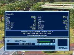 Intelsat 907 at 27.5 w _ North East zone footprint _ 3 861 LC feed Teleippica Italy _ 04
