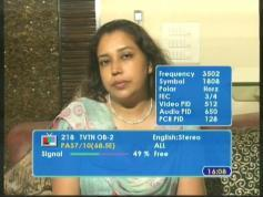 feed 3 502 H TVTN OB 2 India IS 7 at 68.5E  01