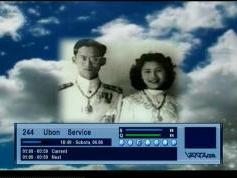feeds 4 118 H NBT Ubon Service Thaicom 2 at 78.5E Regional beam  03