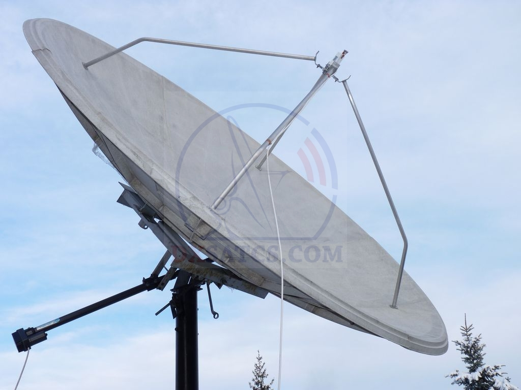 hotbird satelite channel frequency: