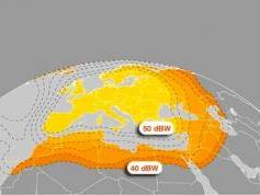 Eutelsat W2 at 16.0 e _ wide footprint_