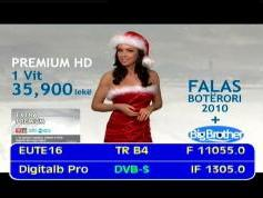 Eutelsat W2 at 16.0 e _ wide footprint_11 055 V  Packet DigitAlb_IF data