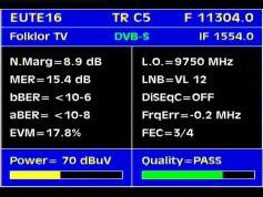 Eutelsat W2 at 16.0 e _ wide footprint_11 304 V Packet Arqiva_Q data
