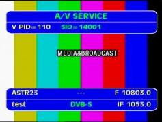 Astra 1E 1G 3A at 23.5 E _ 1E footprint _ 10 803 H Packet Media Broadcast_VA pids data