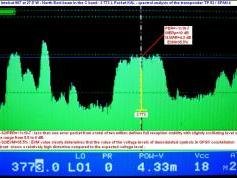 IS 907 at 27.5w_NE zone beam in the C band_3 773 L Packet KAL- spectral analysis-w