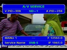 Arabsat 2B at 30.5 e _ KU footprint _12 563 V Blu Nile Channel _ VA pids