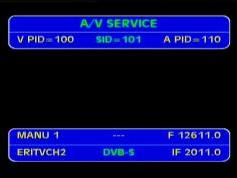 Arabsat 2B at 30.5 e _ KU footprint _12 611 V ERI TV 2 _ VA pids