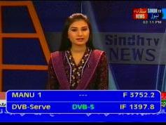 Paksat 1 at 38.0 e-C1 footprint-3 752 V Sindh tv-IF data
