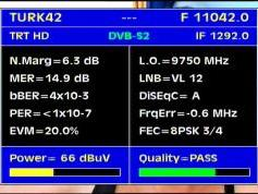 Turksat 2A 3A at 42e-11 042 V TRT HD-Q data