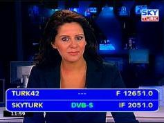 Turksat 2A 3A at 42e-12 651 H Sky Turk-IF data