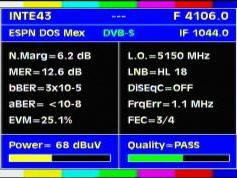 Intelsat 11 at 43.0 w_C band_Americas Europe footprint _ 4 106 V ESPN Latin America _ Q data