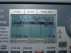Intelsat 12 at 45.0e-european beam-11 674 V Unn Packet-NIT data