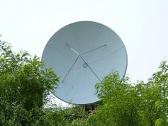 Intelsat 10 at 68.5 e-africa and europoe beam-PF Prodelin 3.7 m