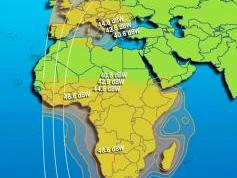 Intelsat 10 at 68.5 e-africa and europoe beam