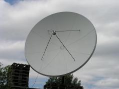 Thaicom 5 at 78.5e-installed system