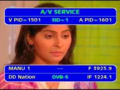 Insat 4B at 93.5 e_3 925 H Packet DD Doordarshan _ IF data