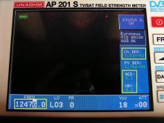 dxsatcs system Bonum 1 at 56.0E 12 476 RC NTV Vostok Q analysis  03