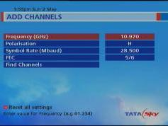 Insat 4A at 83.0 e_indian footprint_TATA-Sky-receiver-ADD Channels -19