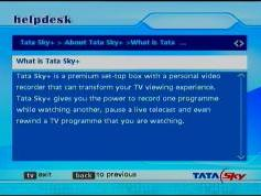 Insat 4A at 83.0 e_Packet TATA Sky India Helpdesk_06
