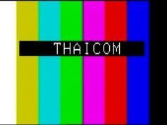Thaicom 2-5 at 78.5 e _ V regional footprint_ 3 960 V two test card