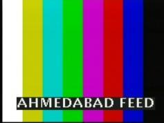 Ahmedabad testcard 3 751 V Insat 3A at 93.5E
