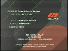 Mediapro SPAIN 57E