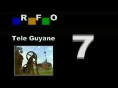 RFO TELE Guyane 5W .