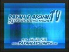 infocard Payam E Afgan TV 11 537 V Express A4 14.0W