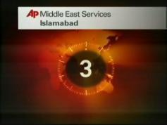 testcard AP London feed bridge Pakistan Europe EXpress AM 22 at 53e