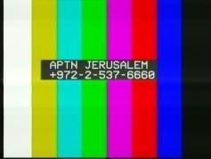 testcard APTN Jerusalem Eut W1 10E