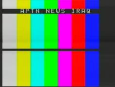 testcard APTN news Iraq Eut W1 10E