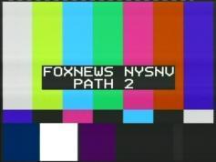 testcard FOX NEWS Path 2 New York USA 11 179 H EUT 16e.