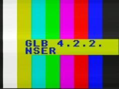 testcard Globecast Eut W3A 7E
