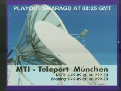testcard MTI TELEPORT Munchen Eut W1 10E