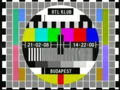 testcard RTL Klub Budapest ENEX TP F1 Eut W2 16e
