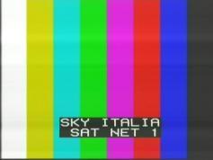 testcard SKY ITALIA SAT NET 1 12 578 H AB 2 8.0W